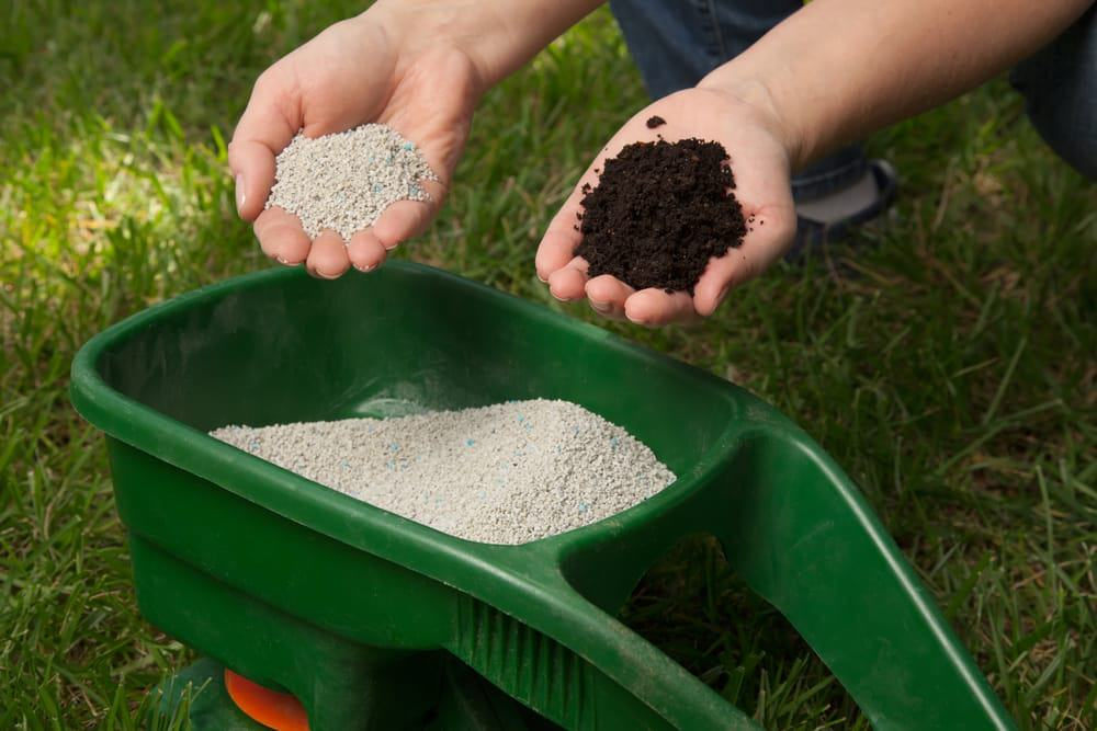 Lawn Fertilizer Services in El Dorado