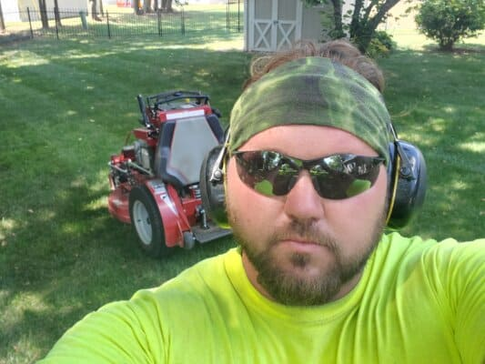Adam Divine is available to handle all your lawn care needs in Augusta, KS and its surrounding areas !